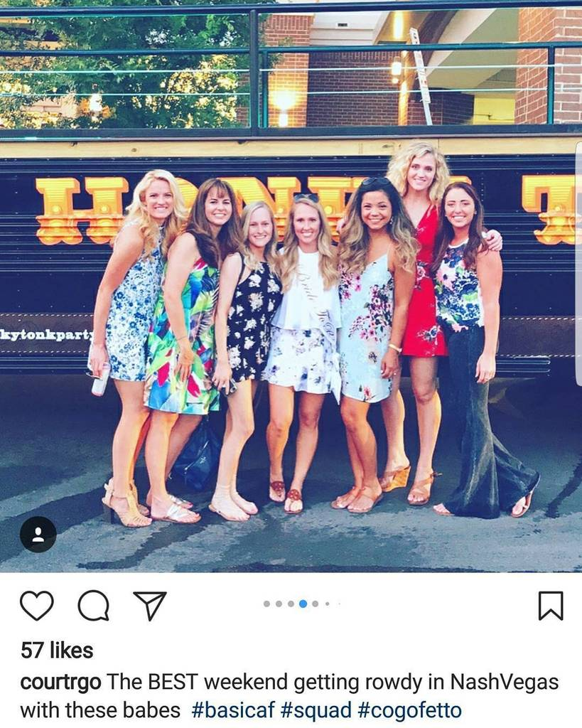 Of love bus girls real names