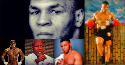 Happy Birthday to Mike Tyson (born June 30, 1966)