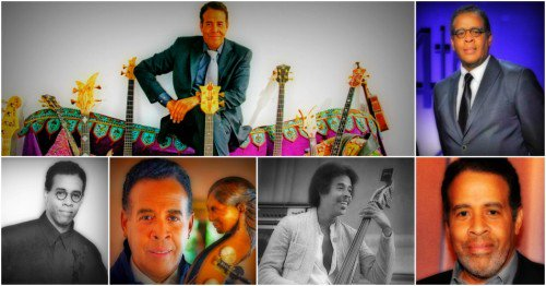Happy Birthday to Stanley Clarke (born June 30, 1951)