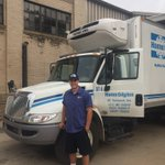 @BrennanLabadie loaded up and ready for the Holiday! #workandchill #homecityicejobs