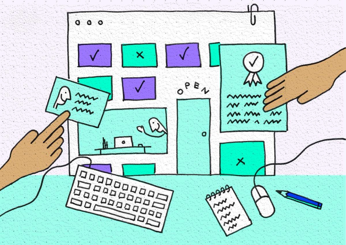 设计师应该怎么设计自己的网上作品集,才能打动客户?这里有检查清单:应该做这10件事、并且避免这10个问题 Building Your Design Portfolio: 10 Dos and Don'ts https://t.co/lTJCmpTWkS https://t.co/KDAfSyzS61 1