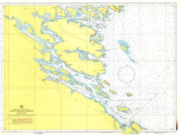 карта крыма для рыбаков