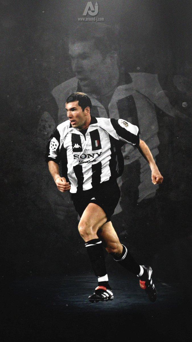 Emil Juve Edits On Twitter Zidane Mobile Wallpaper