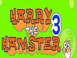 Harry the hamster looking for a