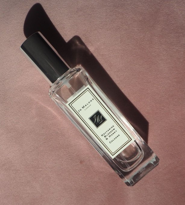 Jo Malone Nectarine Blossom & Honey Cologne Review
