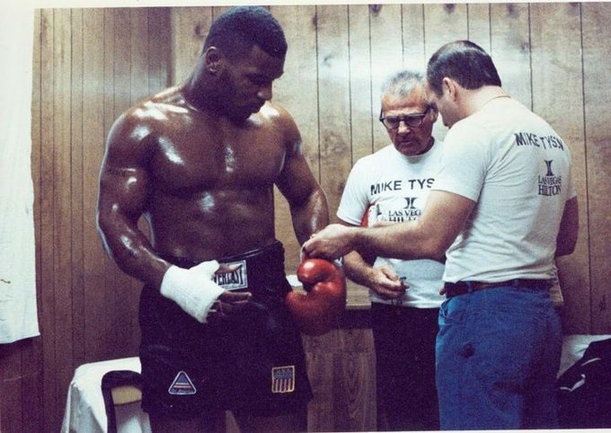 Happy birthday, Iron Mike. I wrote about him being the last exciting boxer we\ll see