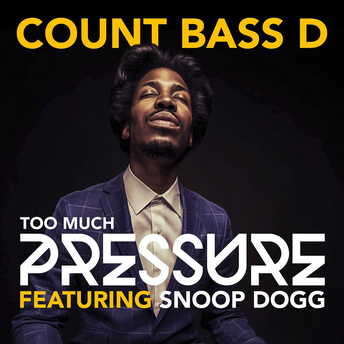 """#CountBassD feat. @SnoopDogg - """"Too Much Pressure"""" - Worldwide. Now. https://t.co/lHnVxCnOQy https://t.co/ahPuRDSpRj"""