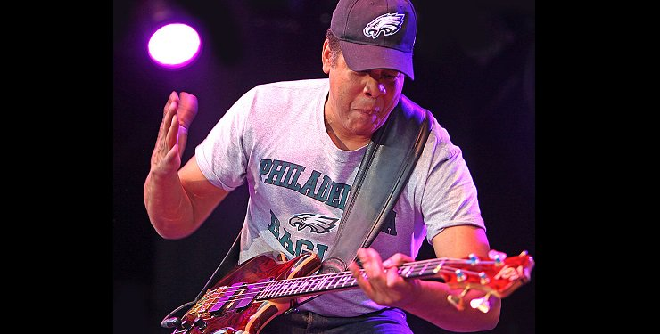 Happy Birthday to jazz musician and composer Stanley Clarke (born June 30, 1951).