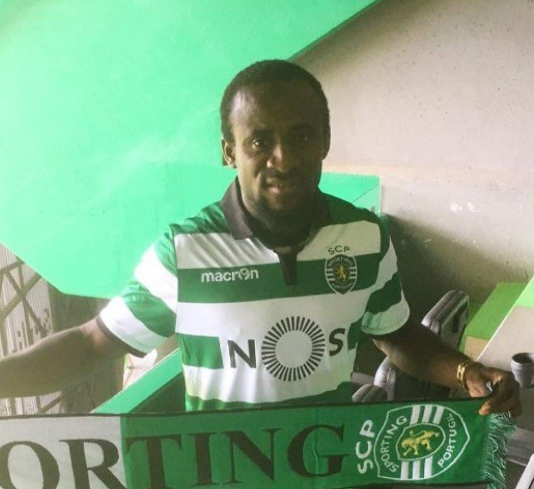 "Batuhan HAKCIL on Twitter ""Seydou Doumbia Sporting Lisbon a"