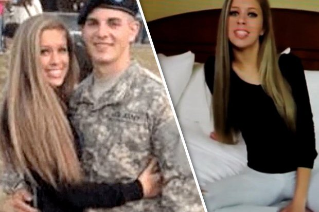 Navy Seal  Navy Seal Brags Hot Girlfriend Online