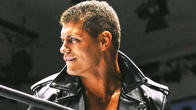 Happy Birthday Cody Rhodes :)