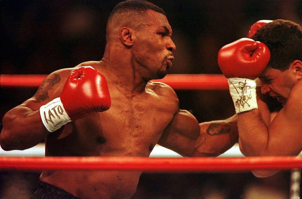 Happy 51st birthday to boxing legend, \the baddest man on the planet\, Mike Tyson!