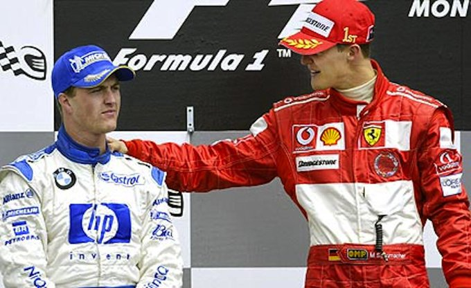 Ralf Schumacher\s career summary. Happy Birthday!