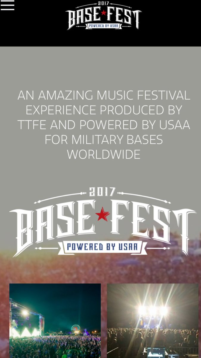 I can't wait to see the pictures from #USAABaseFEST https://t.co/sLpSjUHDyU