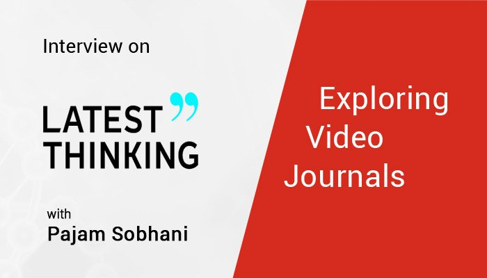 Read #EnagoAcademy&#39;s conversation w/ Pajam Sobhani, Founder &amp; CEO of @latest_thinking, an Open Access Video Journal  https:// goo.gl/1tFsyo  &nbsp;  <br>http://pic.twitter.com/qrdYEx3vF7