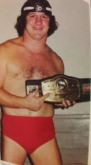 Wrestling Happy Birthday   to  Terry Funk