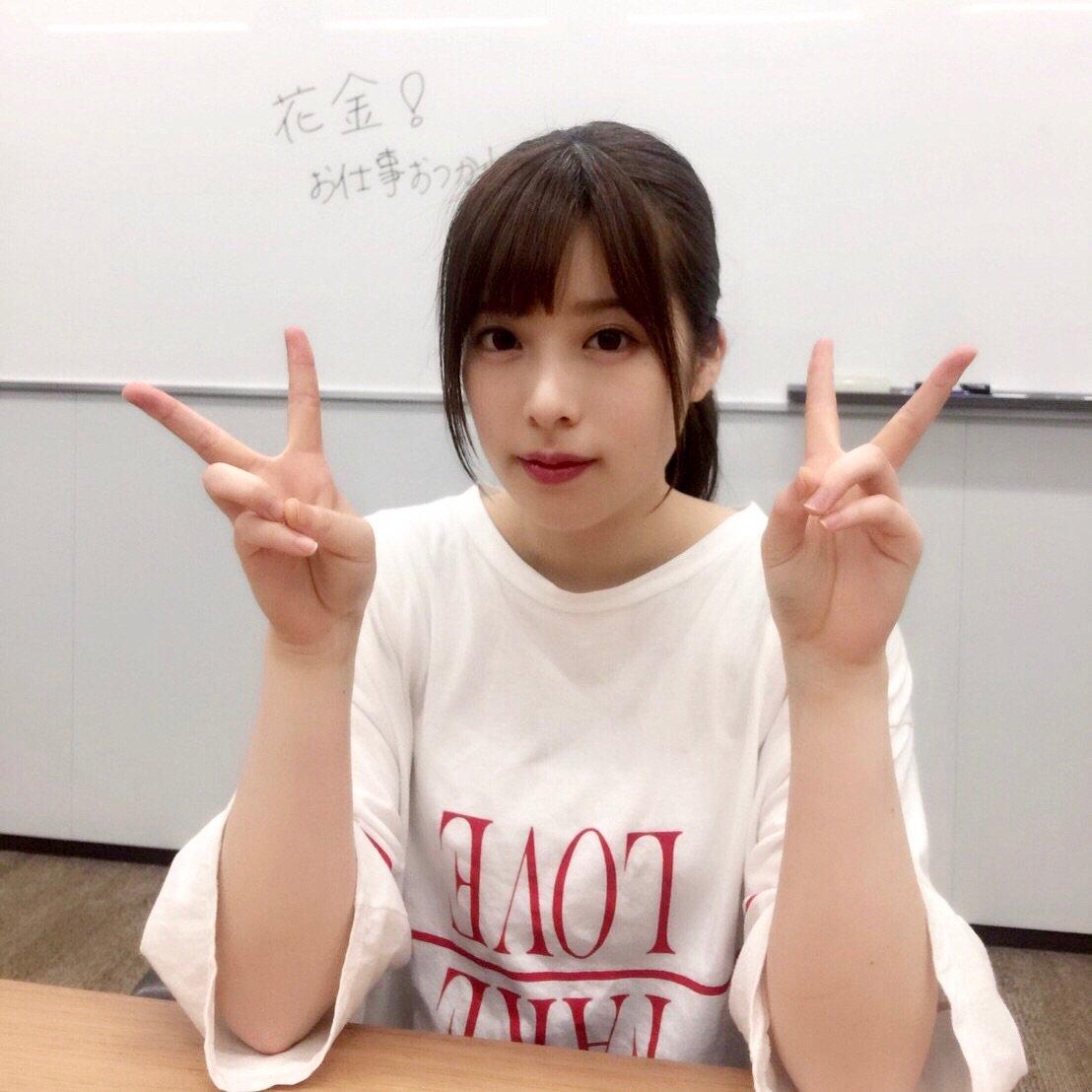 齋藤冬優花 Tシャツ