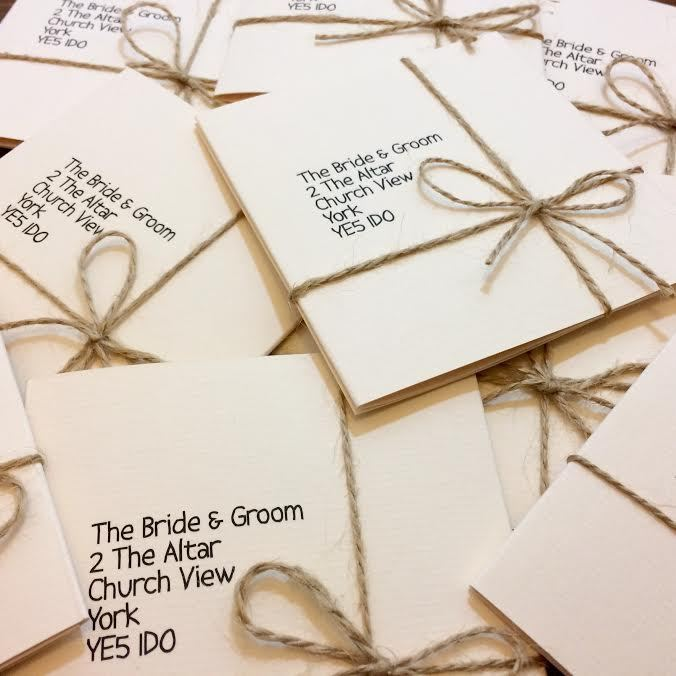 Knot2bmissed On Twitter Our Wedding Invitations Are Handmade To