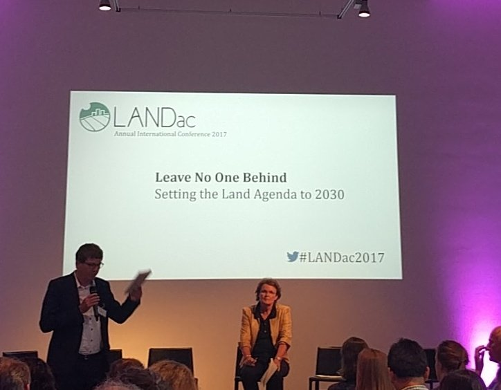 LANDac Annual International Conference 2017
