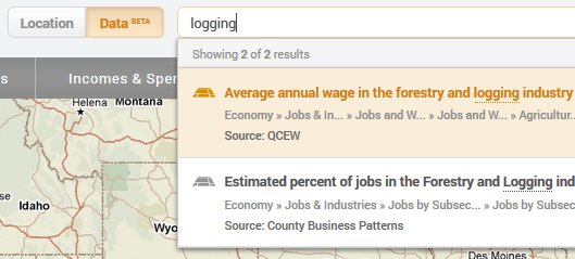 logging industry jobs policymap on twitter why is data search important because one