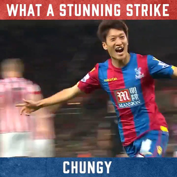 Crystal Palace F.C. @CPFC