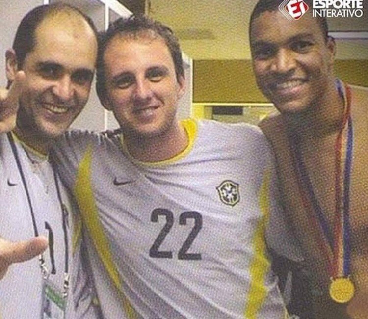 Brazils world cup gold goalkeepers 2002, amazing trio! Just amazing! 🏆 👌🏼#goldkeepers