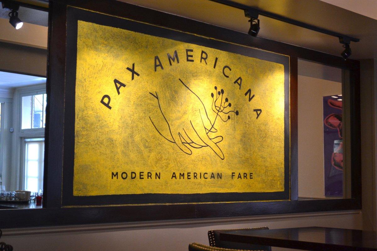 Pax Americana followed