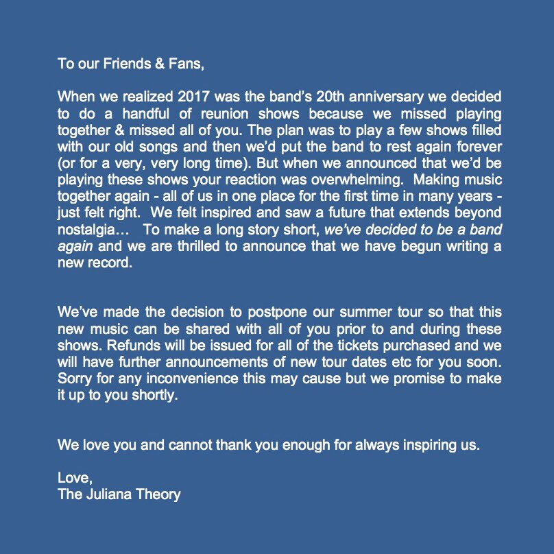 please read this...   (and also - we love you!) https://t.co/y4AN92WpUV