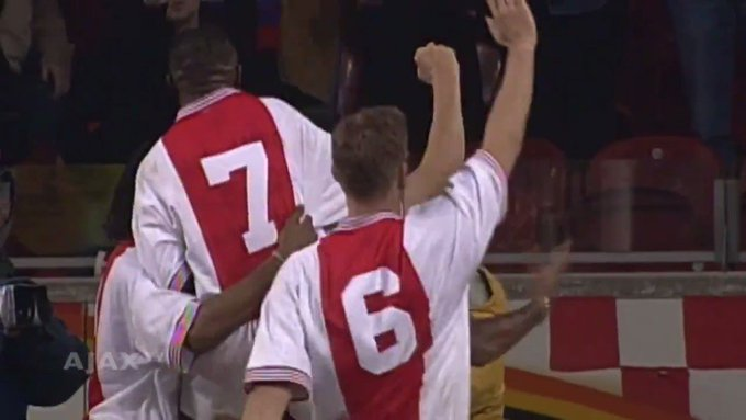 Happy birthday to the great Patrick Kluivert. 41!!!