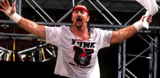 Happy 73rd Birthday to the legendary Terry Funk.