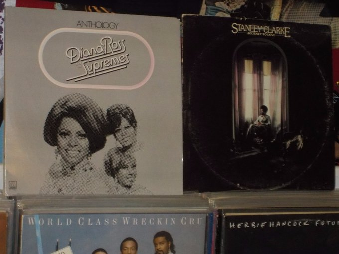 Happy Birthday to the late Florence Ballard of the Supremes & great bassist Stanley Clarke