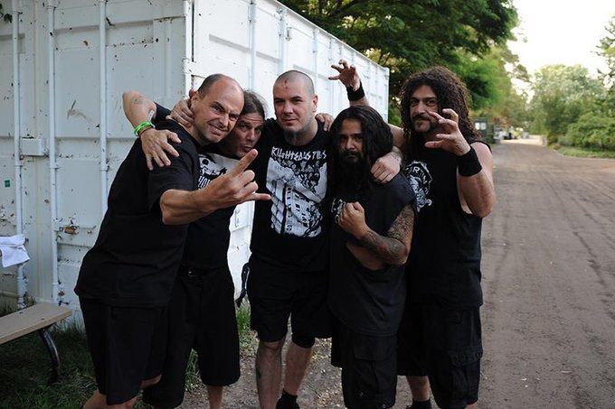 On This Day - June 30th 1968. Mighty singer Phil Anselmo is born. Happy Birthday -