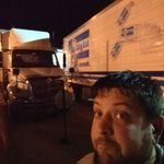 12 trucks and 112 skids loaded and ready for the big weekend! #homecityice #workandchill #iceddownandbound #loadedupandtruckin @HomeCityIce