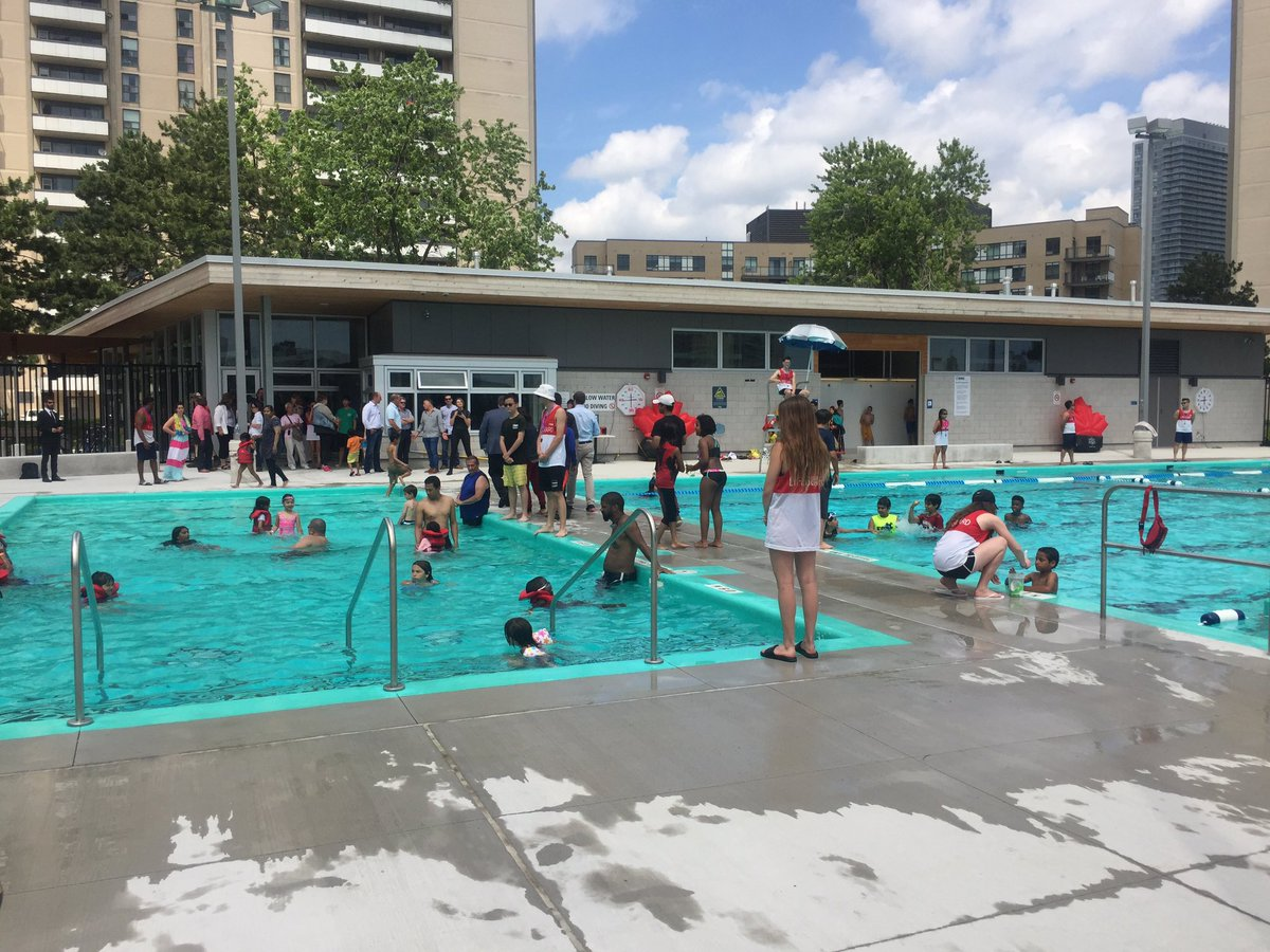 keerthana k on twitter all 59 of the city 39 s outdoor pools are open starting today until labour