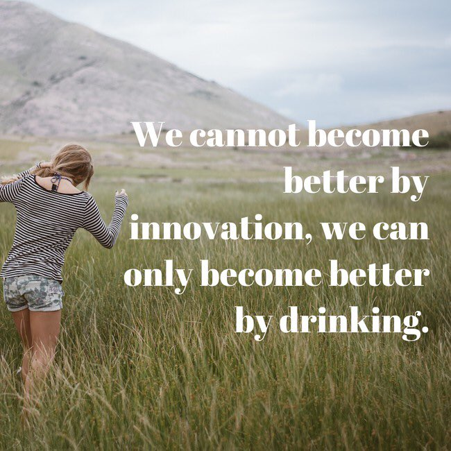 Fair point well made, @TheInspiroBot. #WineOClock #6amStartTomorrow... https://t.co/Gg7tIaJBG4