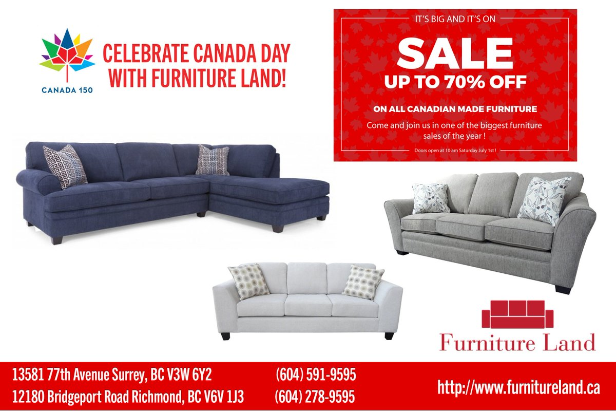 Furniture Land On Twitter Hy 150th