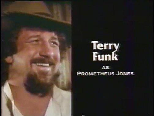 Happy birthday, Terry Funk.
