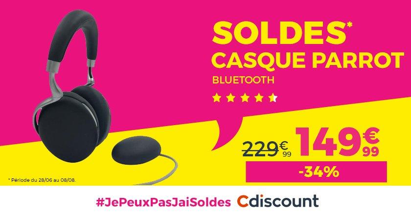 Cdiscount On Twitter Jepeuxpasjaisoldes Casque Audio