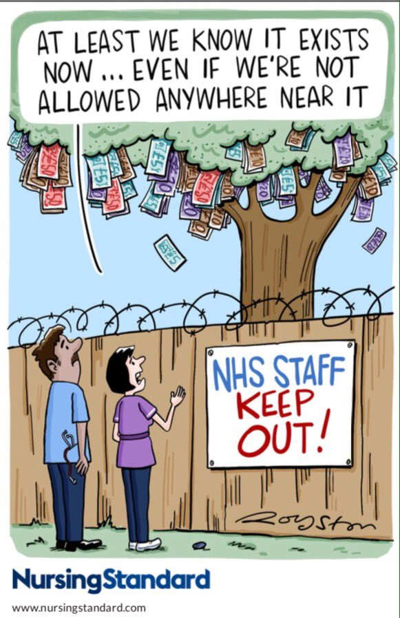 https://t.co/74vCjL6o4P cartoonist @roystoncartoons has got it spot on with this one #moneytree https://t.co/quIi4dySu0