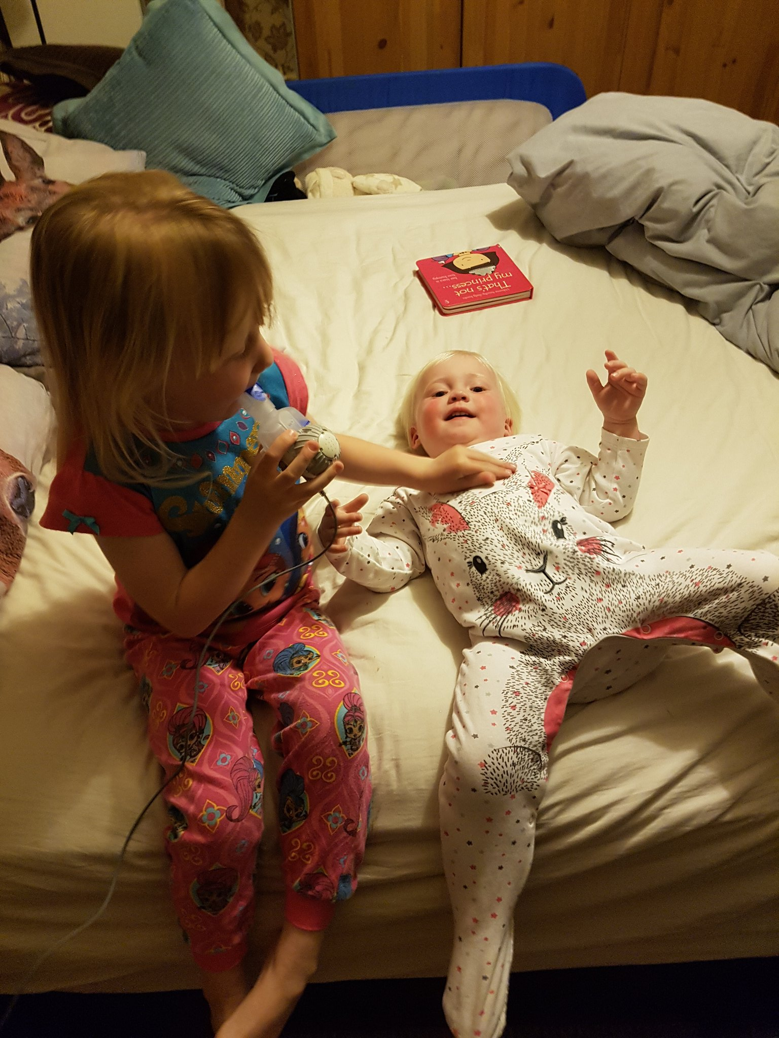 Please give my girls a chance to live to old age, without #OrkambiNow they won't be able to. #vertexpharma #ukneedsorkambi #cftrust https://t.co/tBd27SaABL