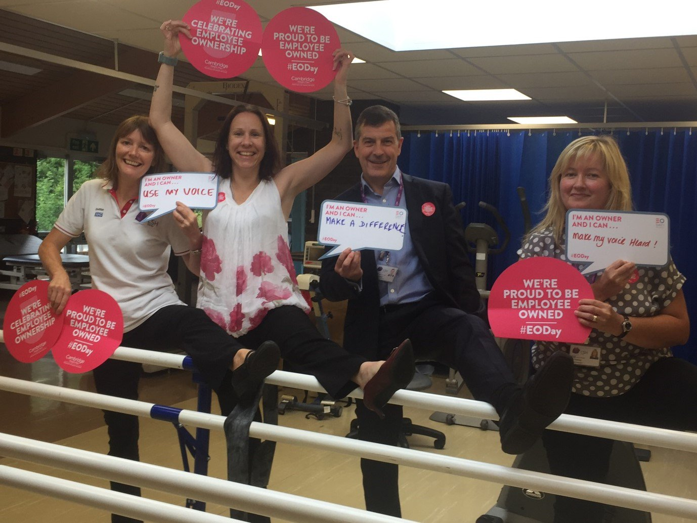 More #EODay fun and celebrations https://t.co/MReeycWS4h