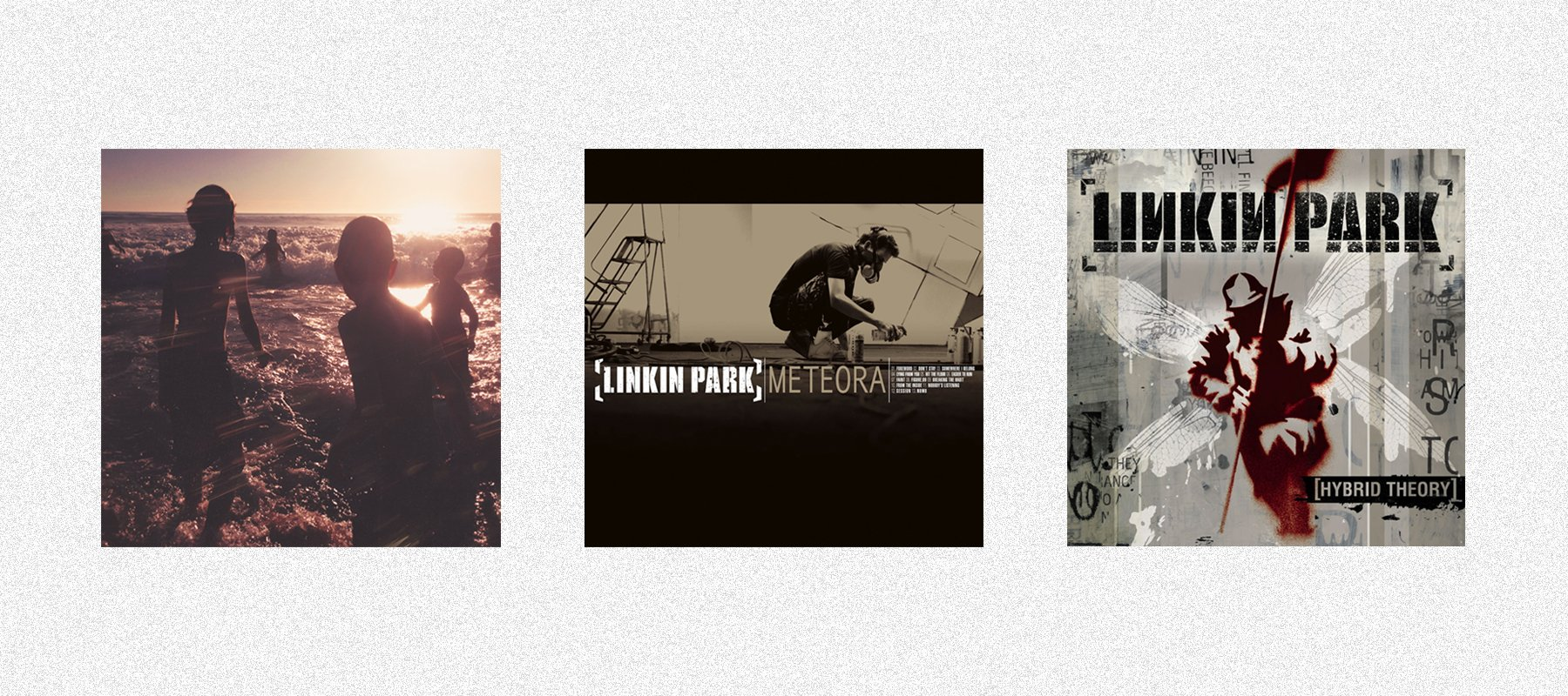 Get One More Light, Meteora, + Hybrid Theory on @AppleMusic - now $6.99 for a limited time: https://t.co/cUK4gUbK9H https://t.co/RGnkBj9f8G