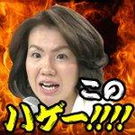 このハゲ〜w豊田真由子議員のLINEスタンプが欲しすぎる!
