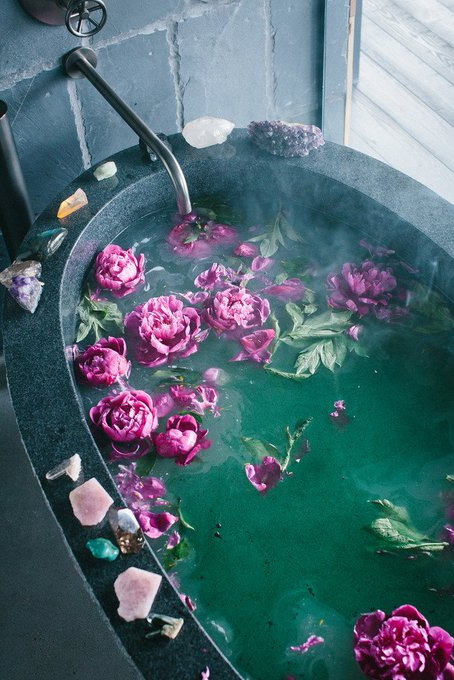 Relieve Stress with This DIY Relaxing Bath