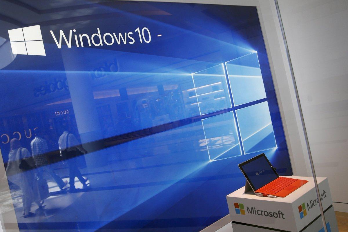 Após ciberataque, Índia pressiona Microsoft a oferecer Windows 10 mais barato https://t.co/4QMsKOABlB