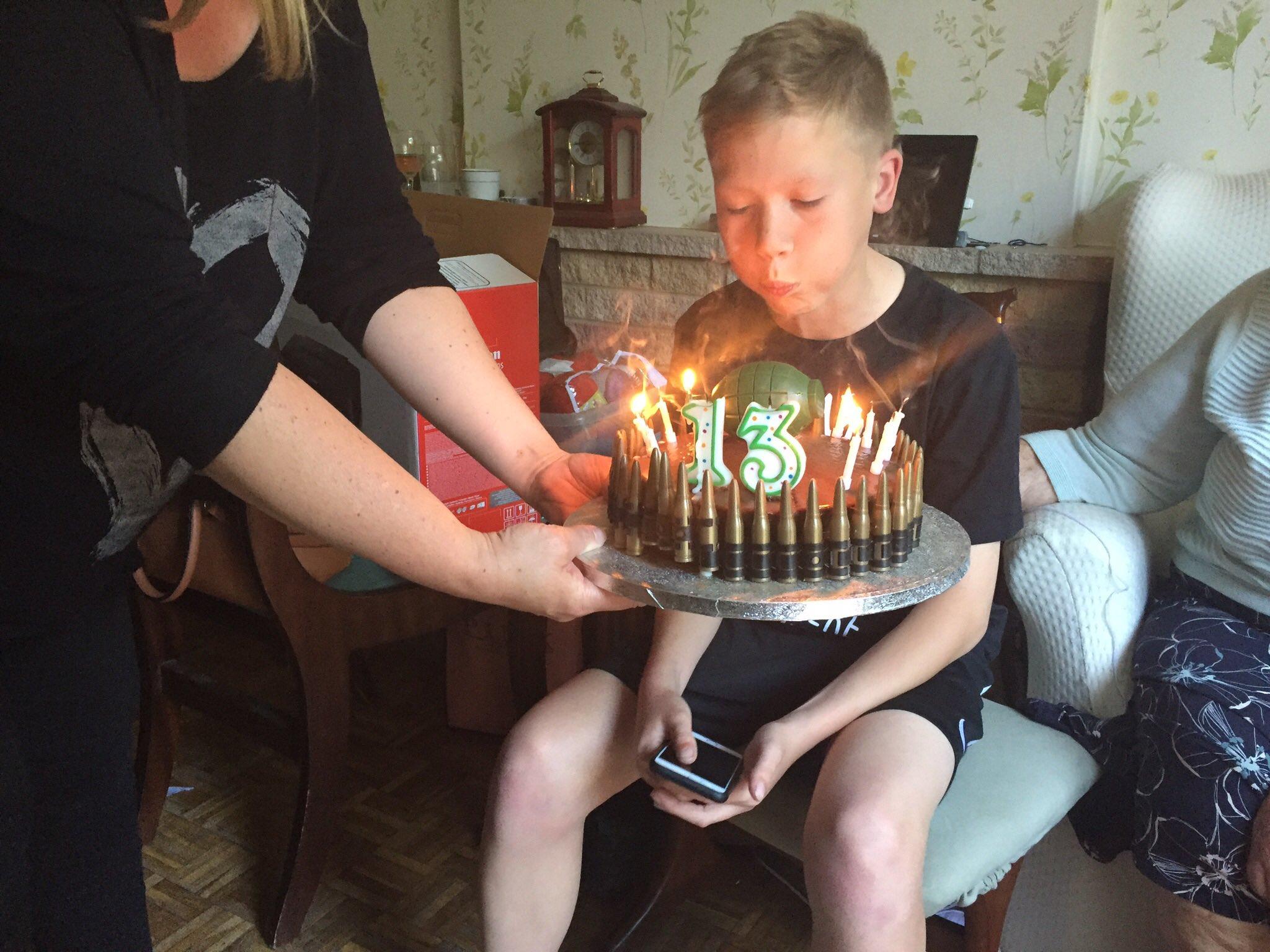 I want my son to have many more birthdays @VertexPharma #OrkambiNow https://t.co/9uhGMvlm7z