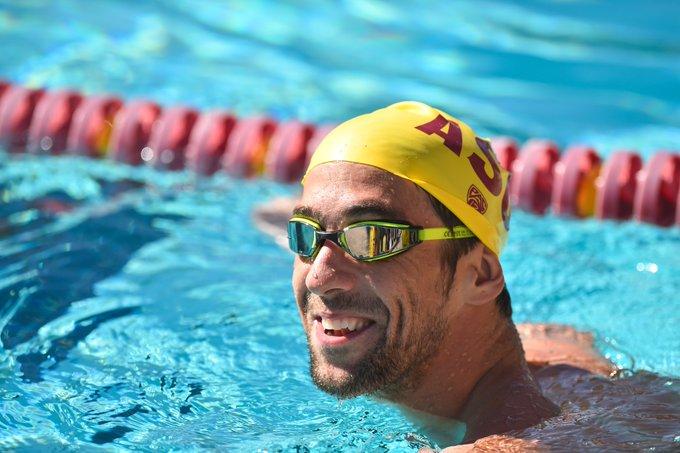 Happy Birthday Michael Phelps!