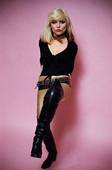 Happy Birthday Debbie Harry!