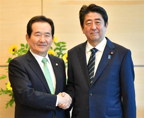 韓国議長が放言連発 「平昌五輪、日本人観光客少なかったら東京五輪に1人も行かせない」「日本企業は韓国の若者を引き受けろ」 sankei.com/politics/news/…