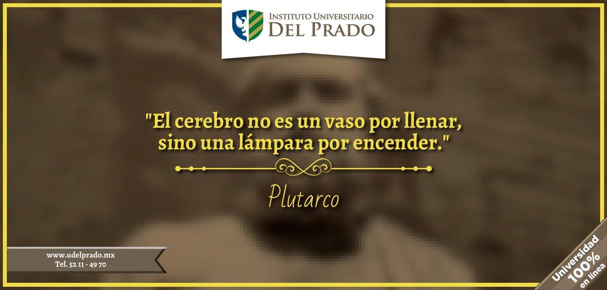 Udelprado On Twitter Plutarco Fue Un Historiador Y